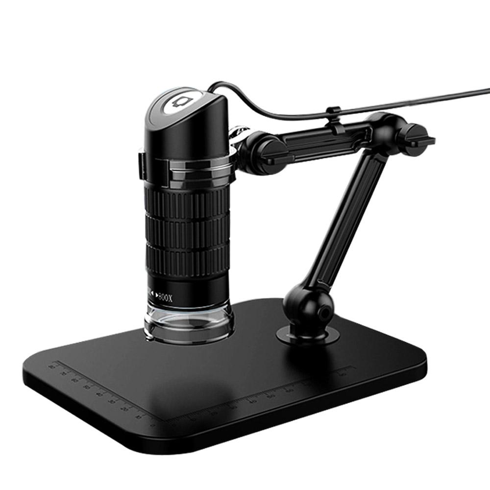 스마토이 USB 디지털 터치 현미경 + 파우치 세트, 1000배율, 1개
