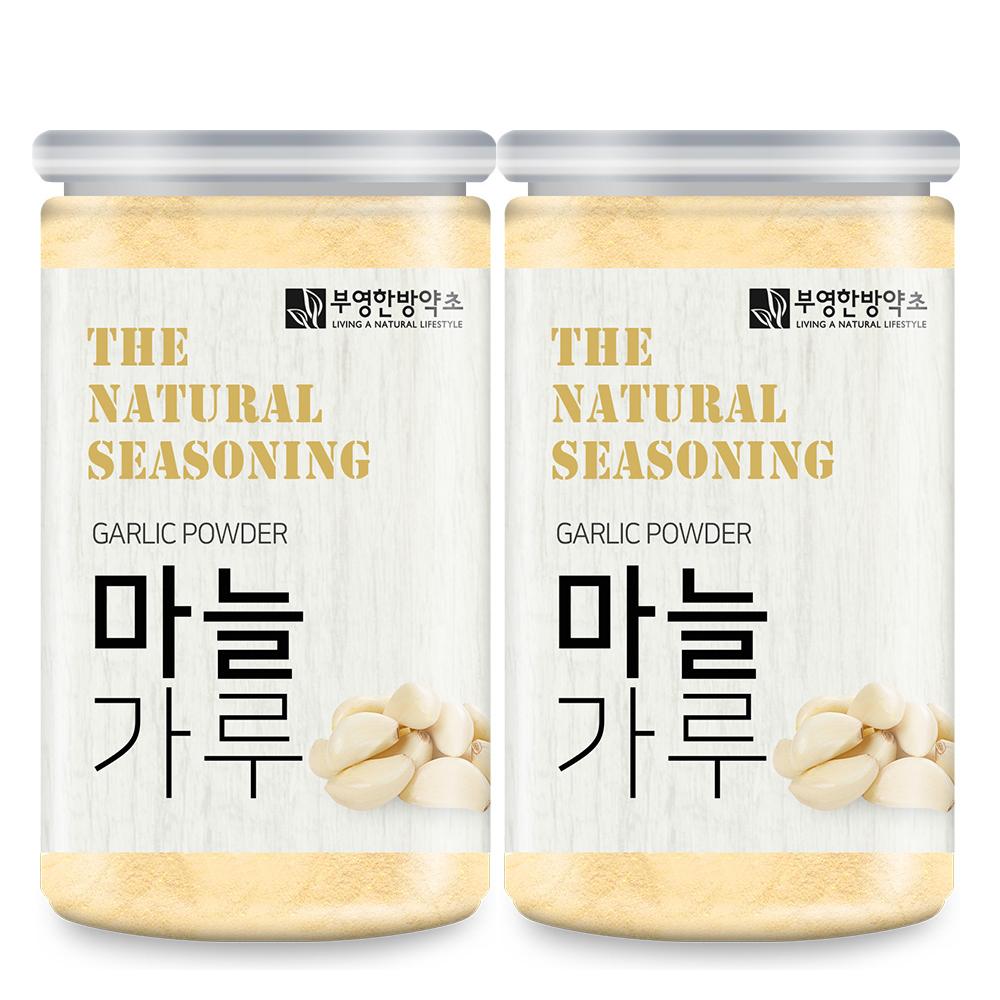 부영한방약초 마늘가루, 150g, 2개