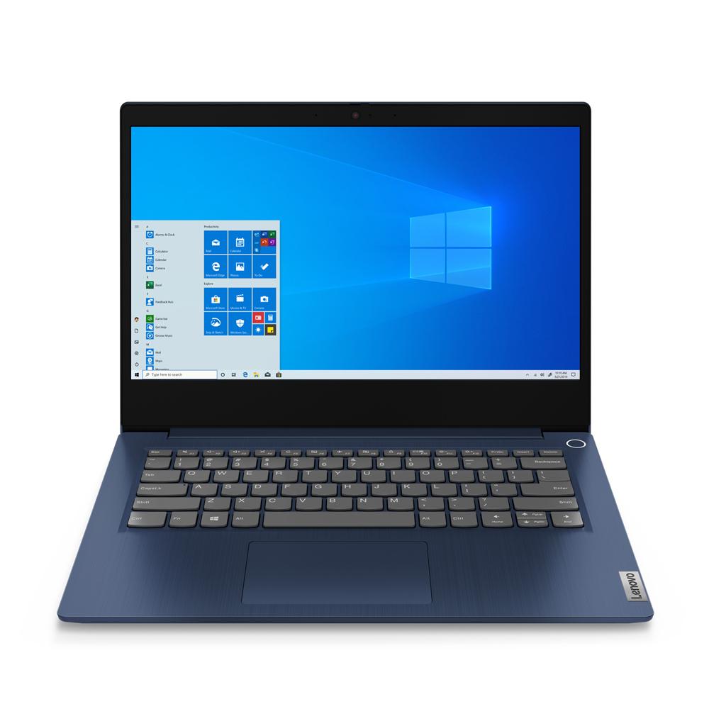 레노버 IdeaPad Slim3-14IML 노트북 ABYSS BLUE 81WA002MKR (i5-10210U 35.5cm WIN10 Home MX330), 포함, NVMe 256GB, 4GB