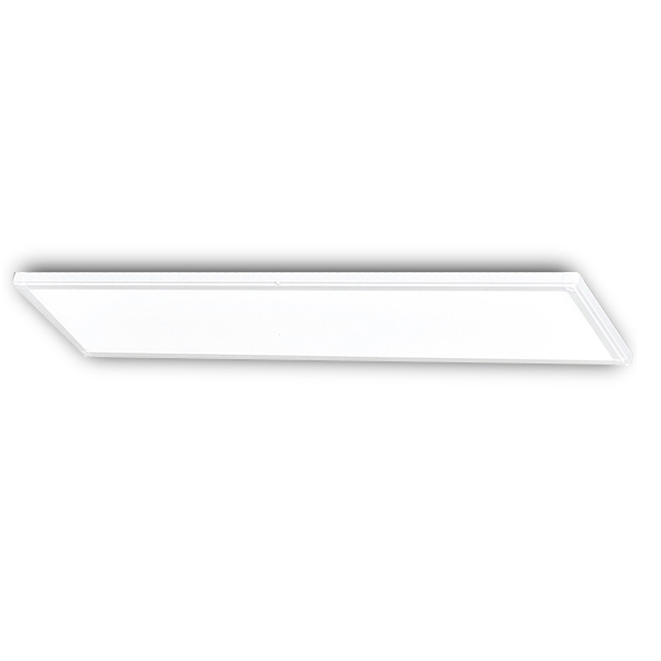 LED엣지 초슬림 초경량 무타공 면조명 50W 1285 x 320 mm 1p, 주광색