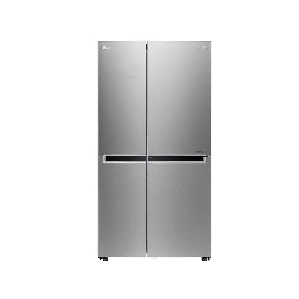 LG전자 디오스 양문형 냉장고 샤이니퓨어 S833SS30 821L 방문설치