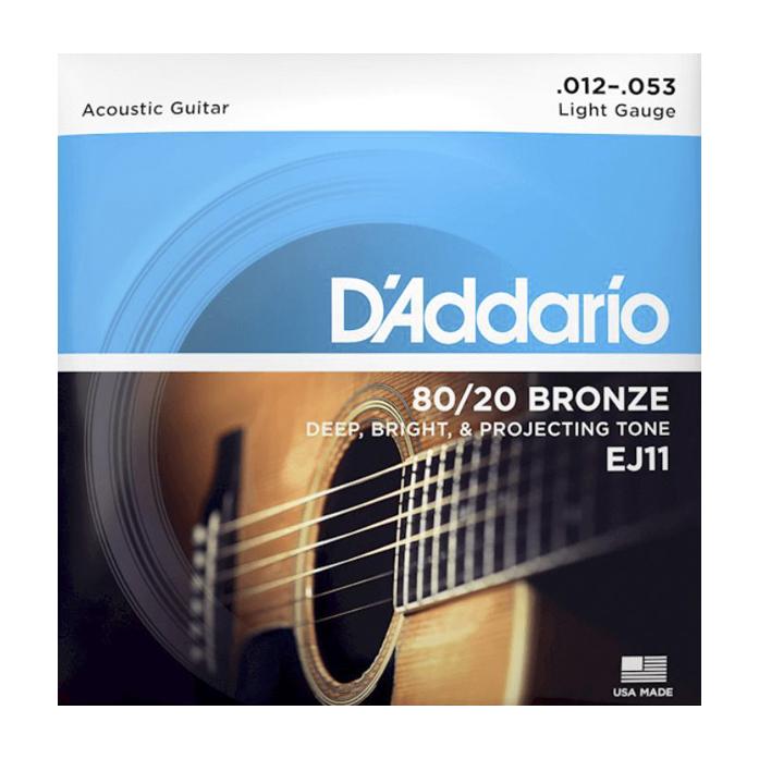 다다리오 어쿠스틱 기타 줄, EJ11