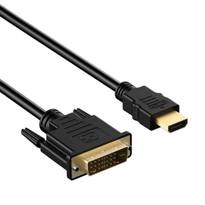 HDMI DVI D 듀얼 케이블, 1개, 1.5m