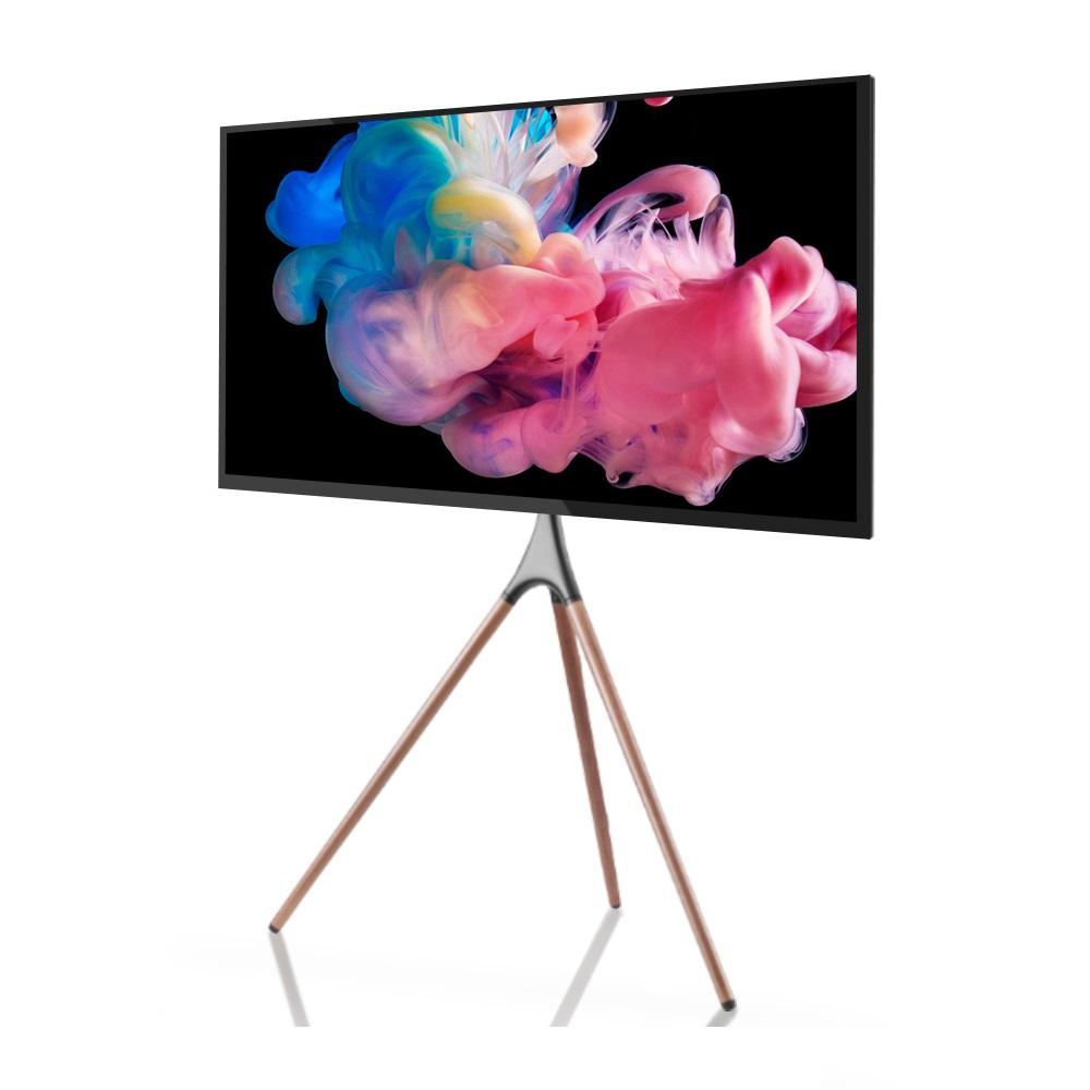 스파이더 이젤형 TV 플로어형 아트 스탠드 삼각대 600 x 400 mm, DIEN-3ES
