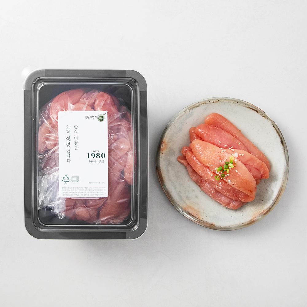 녹선 저염 백 명란젓 정란, 1kg, 1개