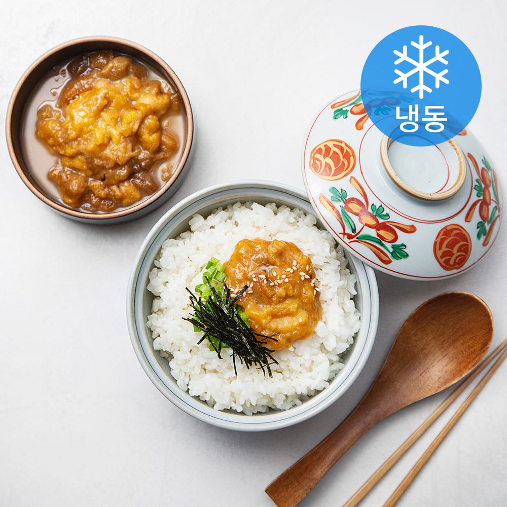 씨트리 성게알 (냉동), 80g, 2개