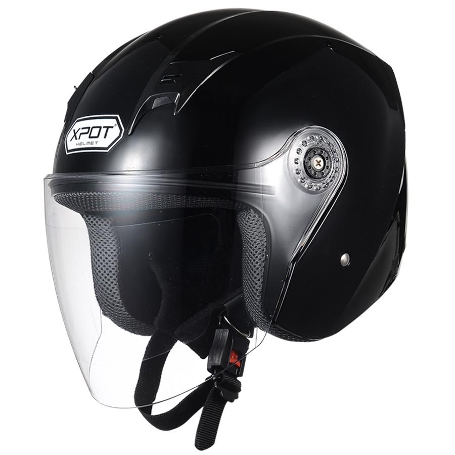 XPOT 헬멧 M500, 블랙