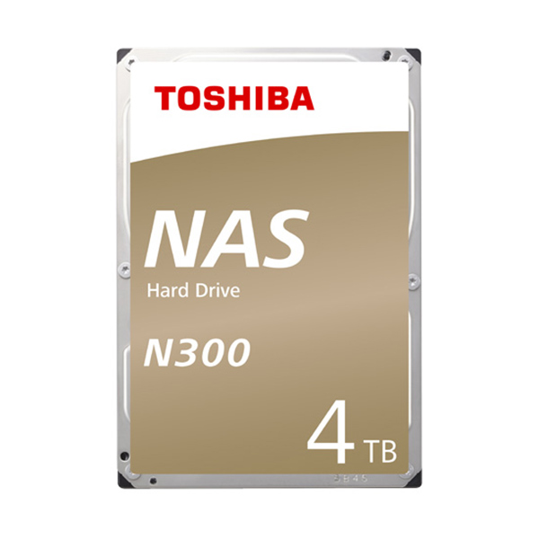 도시바 NAS N300 HDD 4TB HDWQ140
