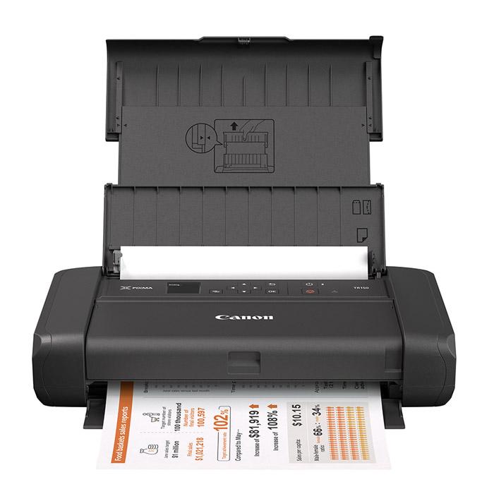 캐논 휴대용 잉크젯 프린터 PIXMA TR150 322 x 185 x 66 mm