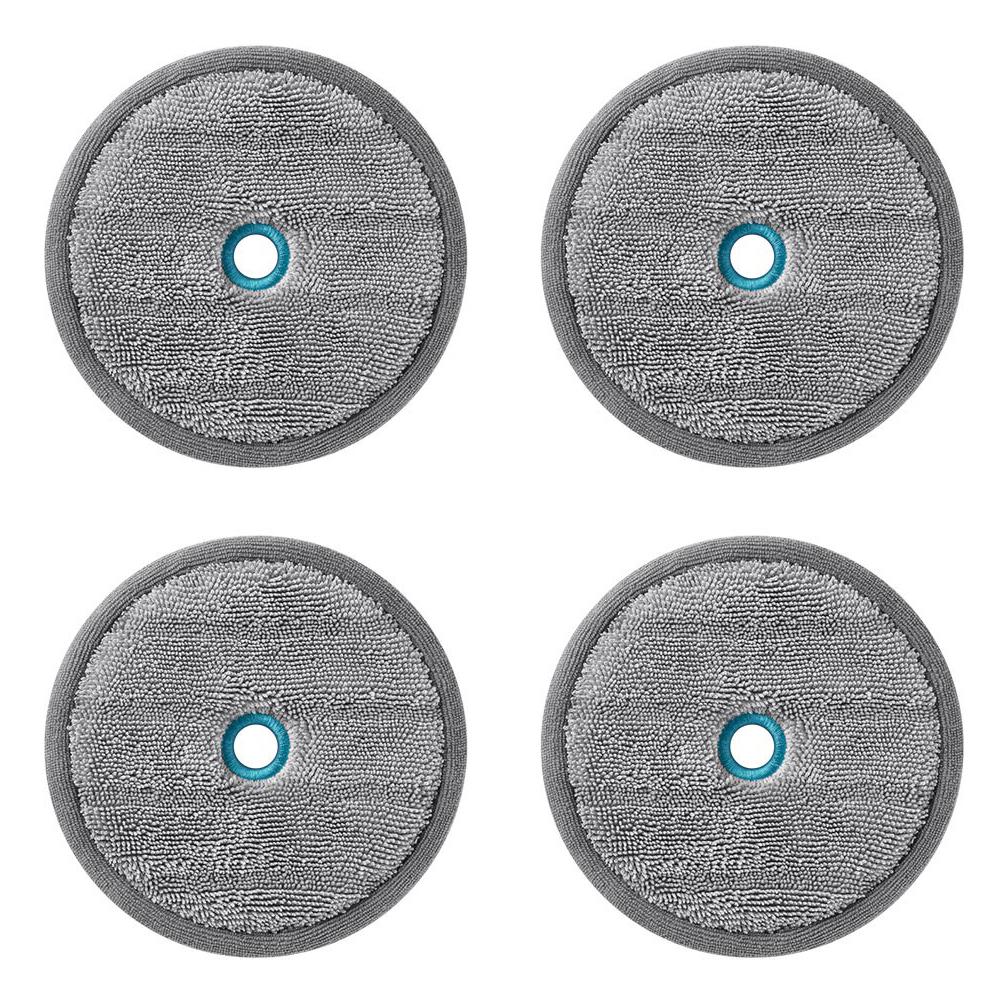 삼성전자 제트 청소기 다회용 물걸레포, VCA-SPW92, 4개