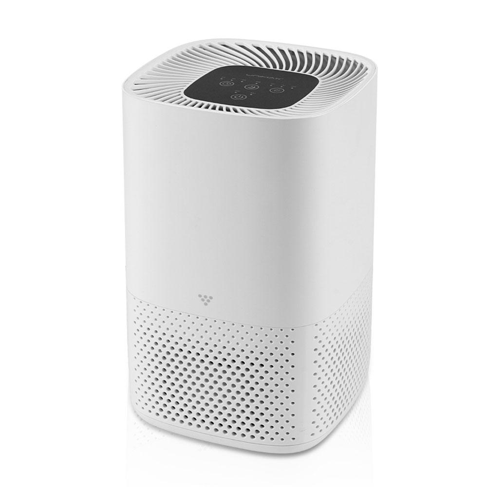 유니맥스 스마트케어 H14 헤파필터 공기청정기 UAH-9100W 15㎡ 화이트