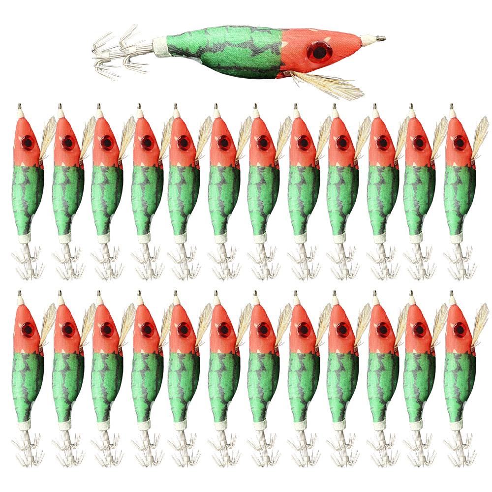 로얄피쉬 왕눈이 에기 25p, 수박, 10g
