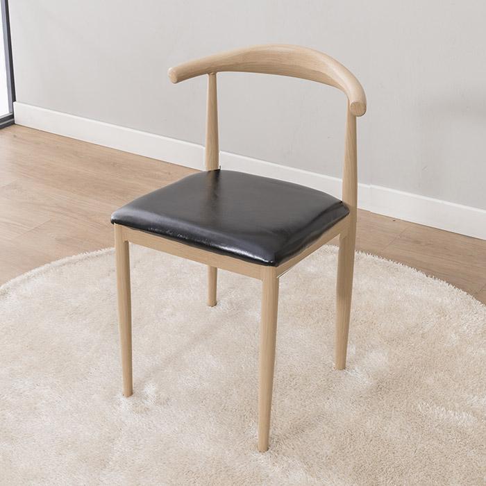 뉴미퍼니처 아디라 인테리어 의자, 우드