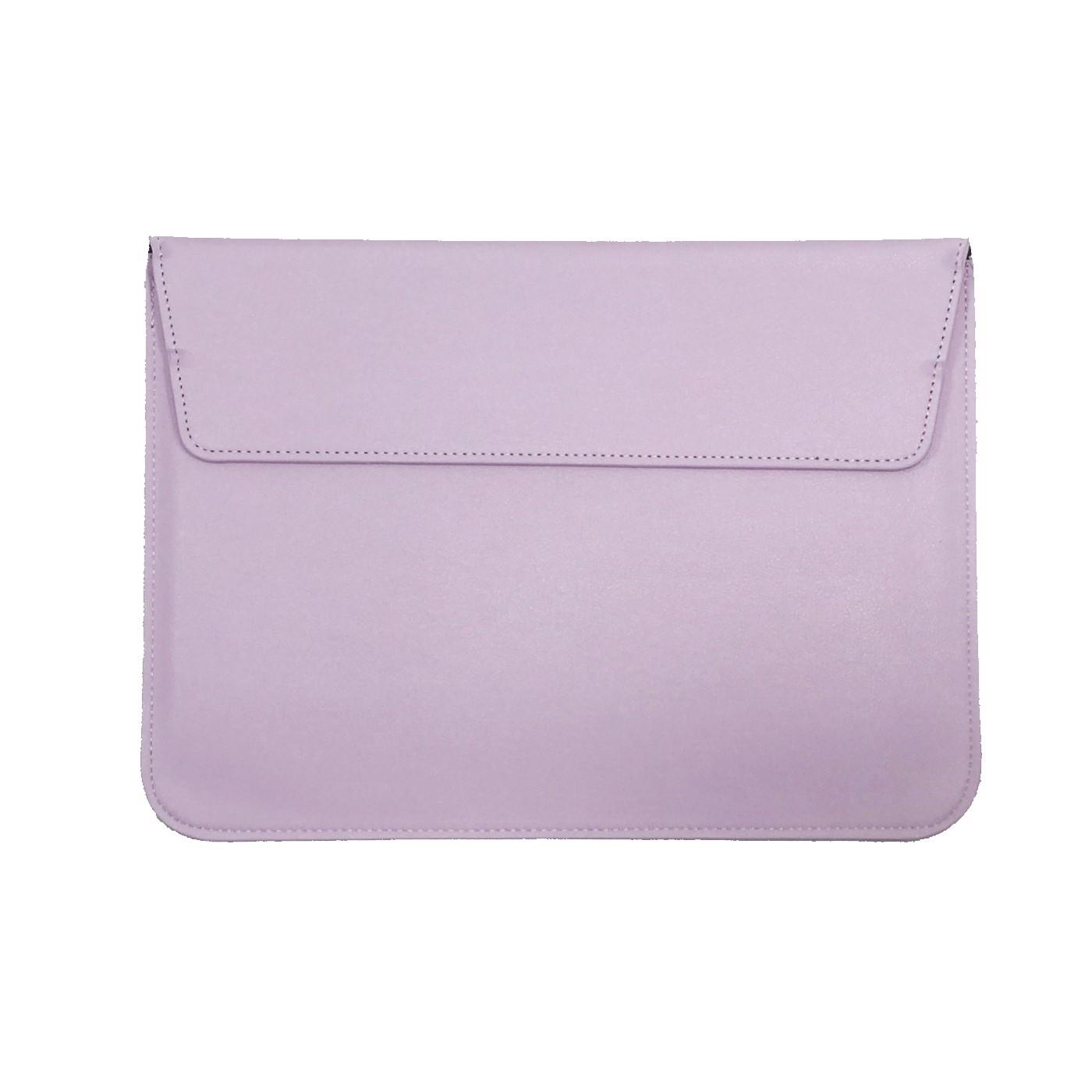 삼성 갤럭시북 / 플렉스 이온 S / LG 그램 / 맥북 호환 노트북 슬리브 파우치, 라벤더