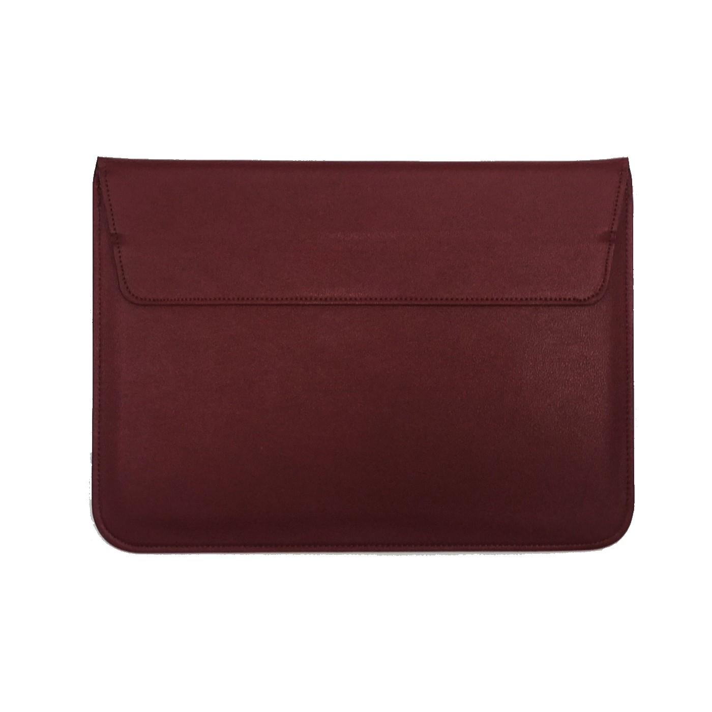 삼성 갤럭시북 / 플렉스 이온 S / LG 그램 / 맥북 호환 노트북 슬리브 파우치, 와인