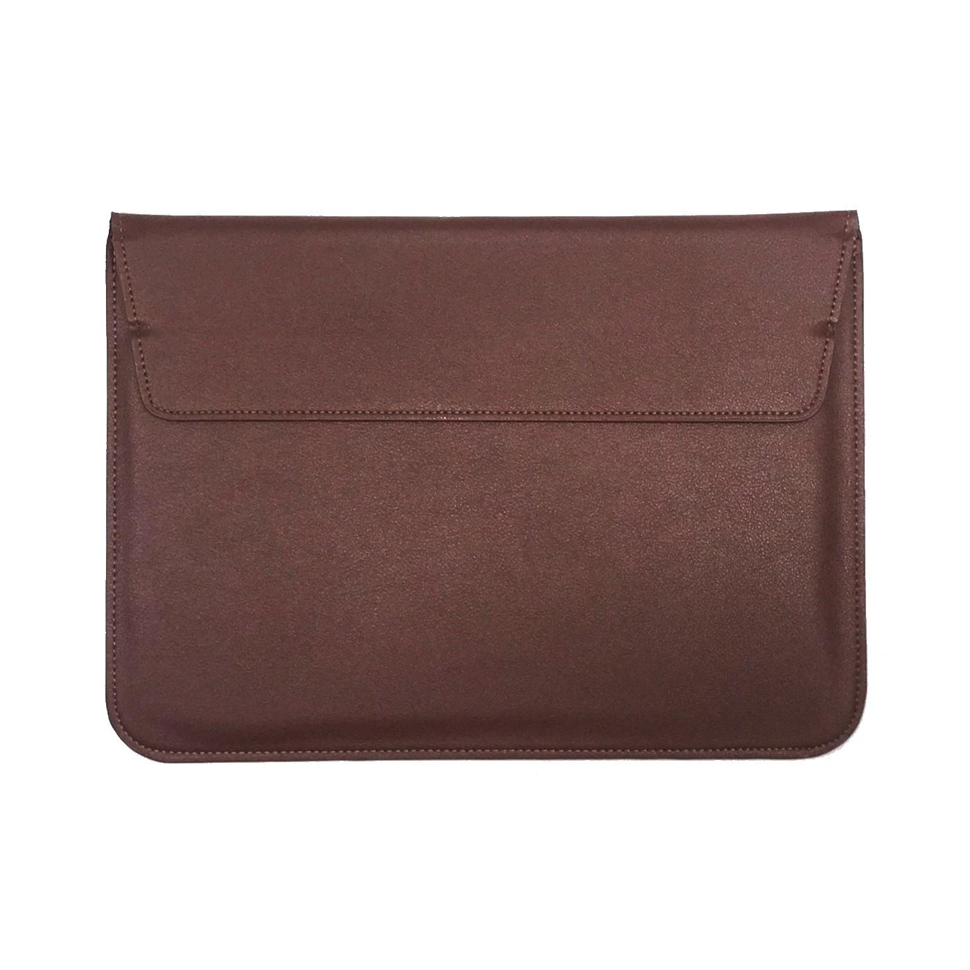 삼성 갤럭시북 / 플렉스 이온 S / LG 그램 / 맥북 호환 노트북 슬리브 파우치, 브라운