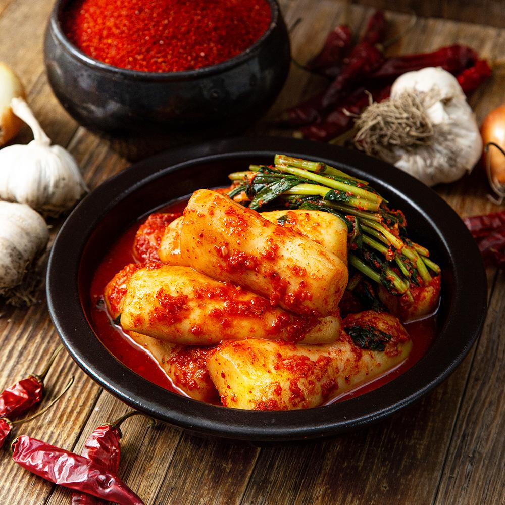 김수미 엄마생각 총각김치, 2kg, 1개