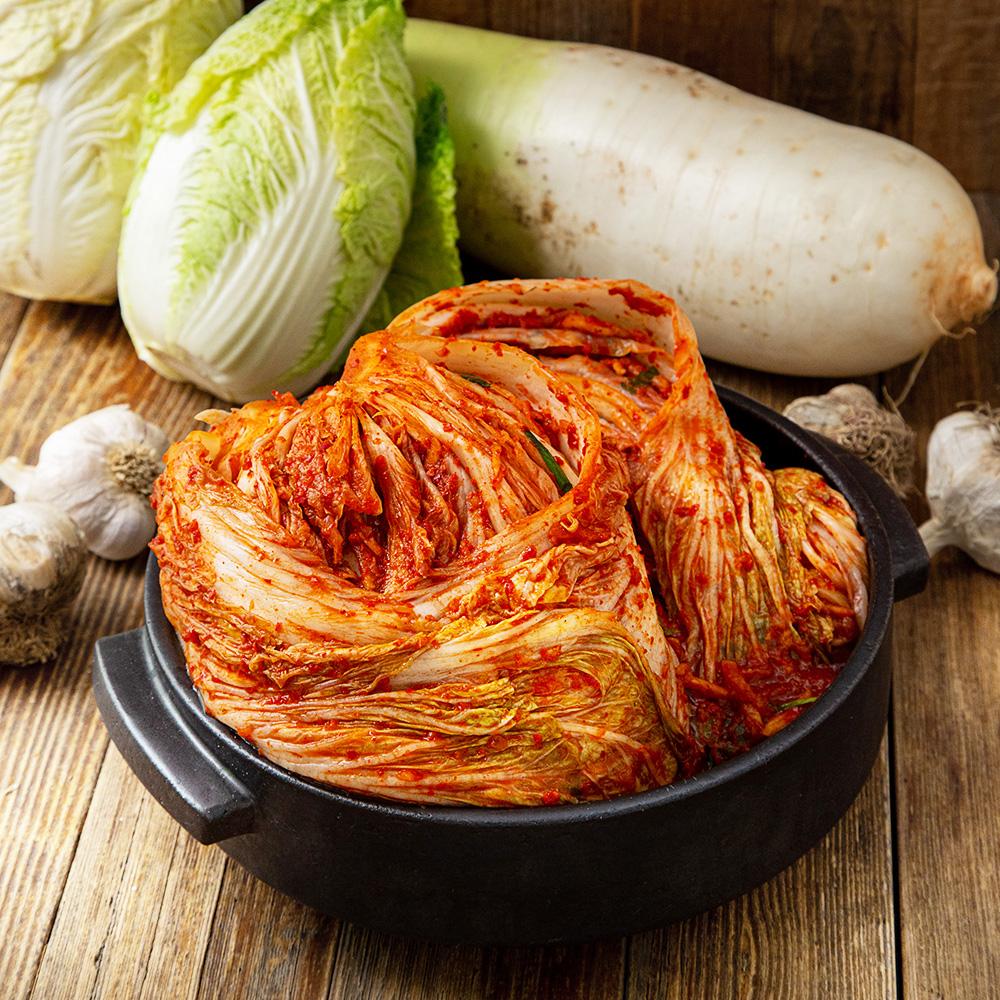 김수미 엄마생각 포기김치, 5kg, 1개