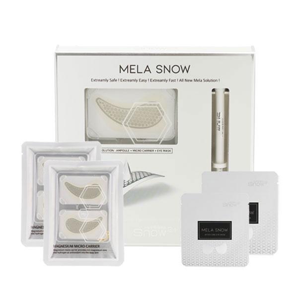 스노우투플러스 멜라스노우 인텐시브 마이크로 멜라 기미패치 4p + 앰플 1ml + 아이마스크 4p, 1세트