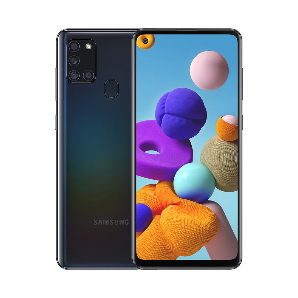 삼성전자 갤럭시 A21s 휴대폰, 공기계, 블랙, 32GB