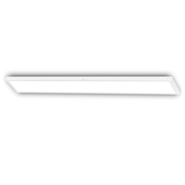 강우라이팅 LED 엣지 초슬림 초경량 평판등 1285 x 180 x 25 mm 50W, 주광색