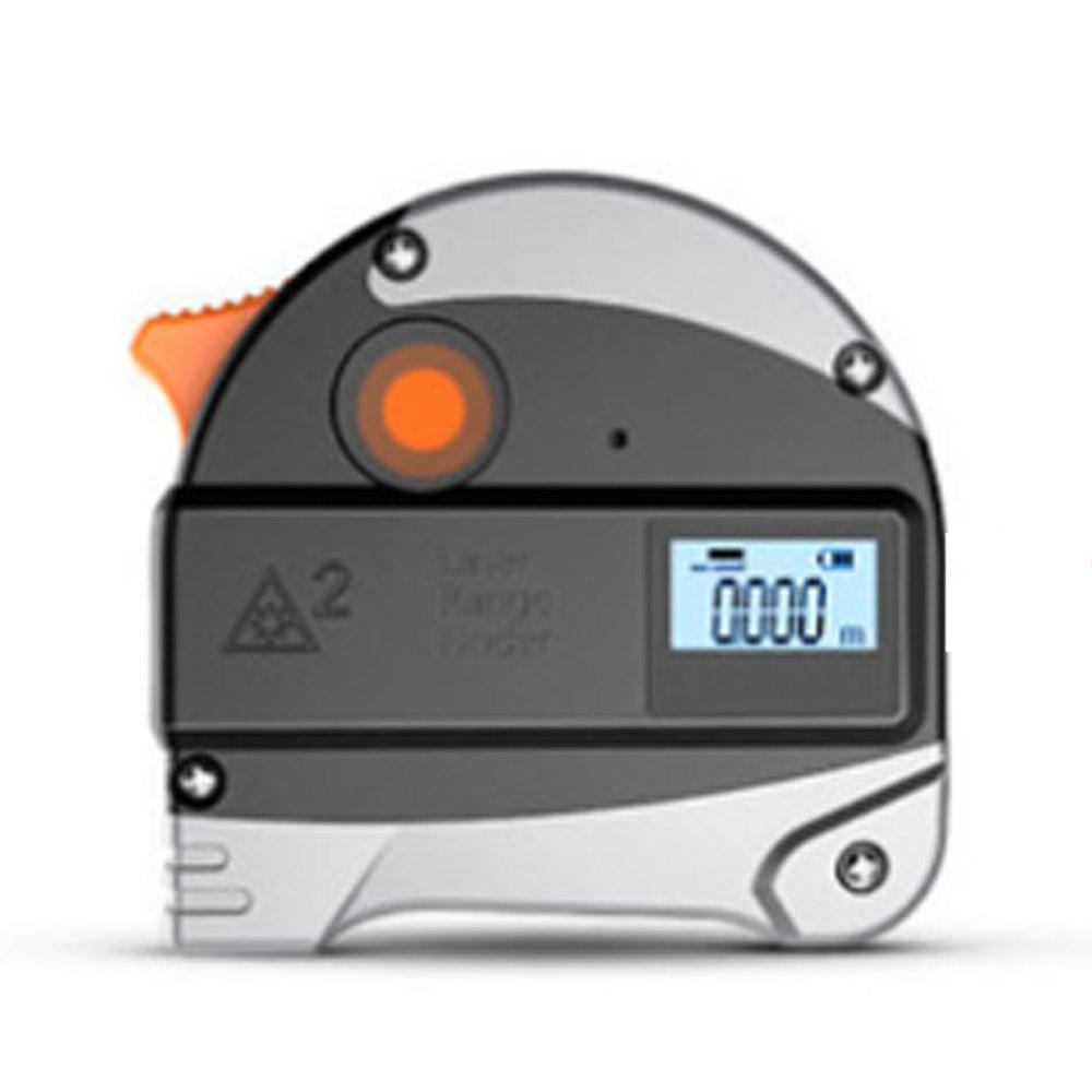머레이 줄자 겸용 레이저 스마트 거리측정기 NS-100, 1개