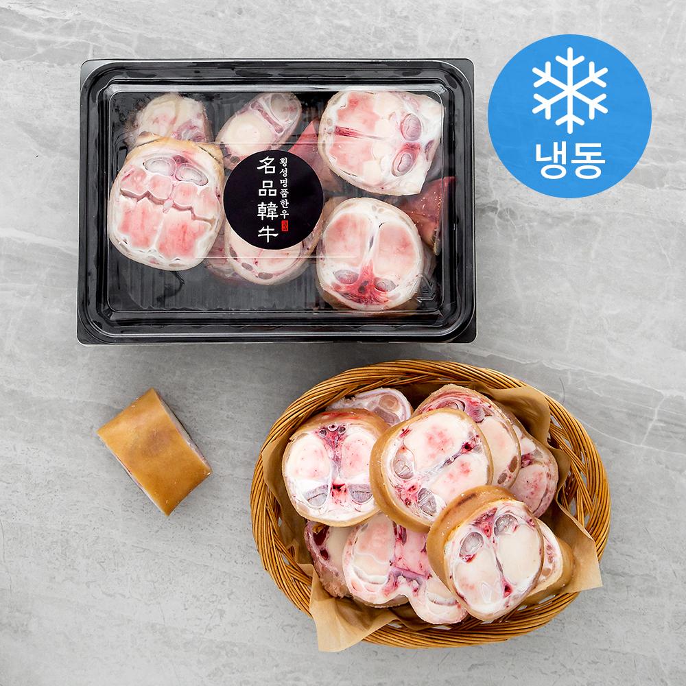 횡성한우 우족 (냉동), 2kg, 1팩