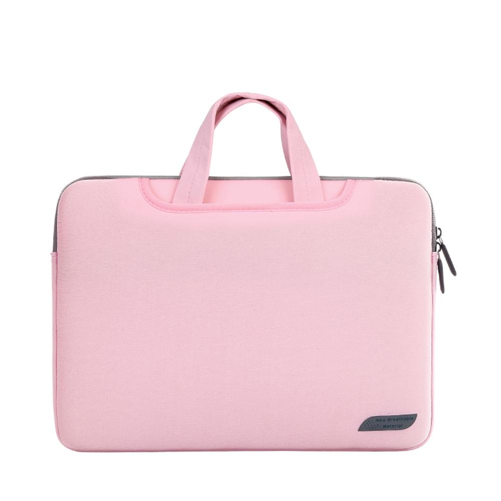카티노 브레스 초경량 노트북 가방 파우치, 베이비핑크