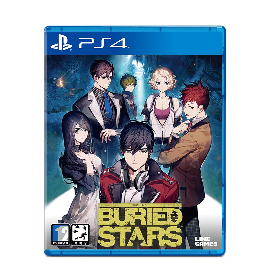 PS4 베리드 스타즈 한글판 콘솔게임타이틀