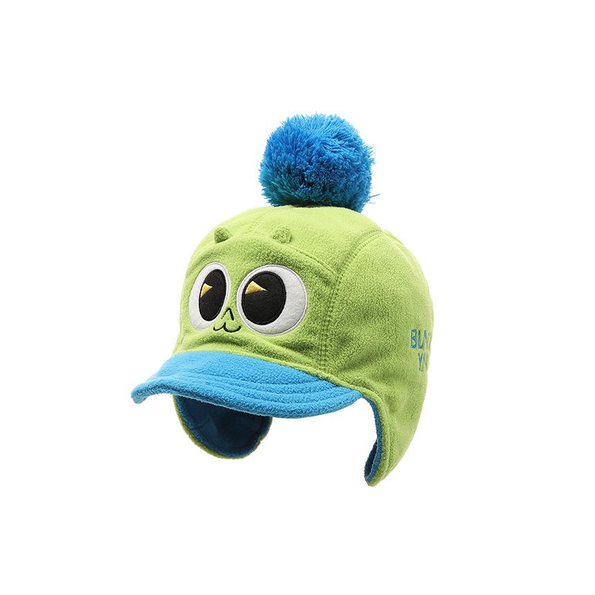 블랙야크키즈 아동용 신비워머캡SB 모자 GR