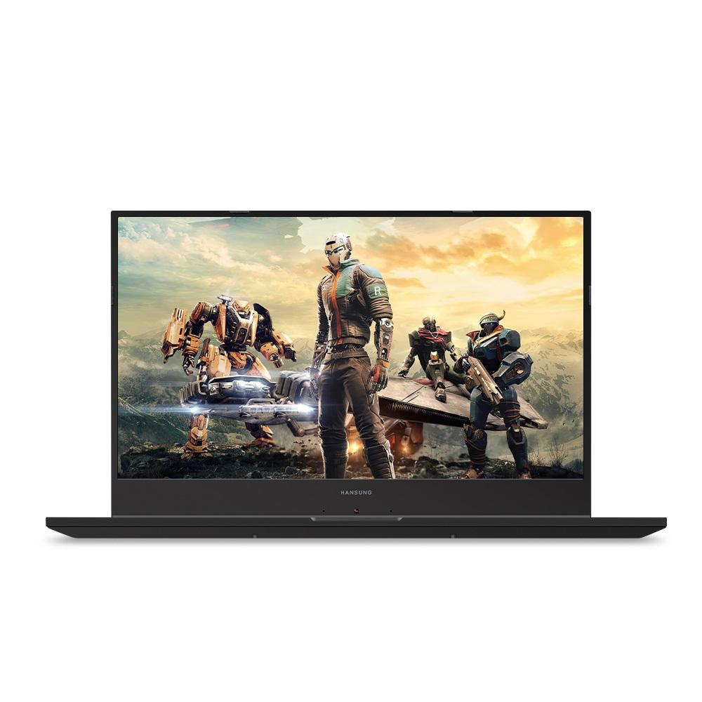 한성컴퓨터 노트북 TFG256XX (i7-10875H 39.62cm RTX2060), 미포함, NVMe 500GB, 16GB