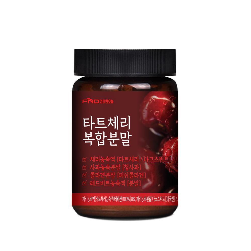 건강한오늘 타트체리 복합분말, 100g, 1개