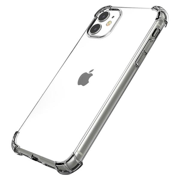 신지모루 범퍼 강화 4DX 에어팁 젤리 휴대폰 케이스