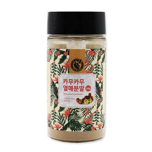 너츠브라더 페루산 카무카무 열매분말, 200g, 1개