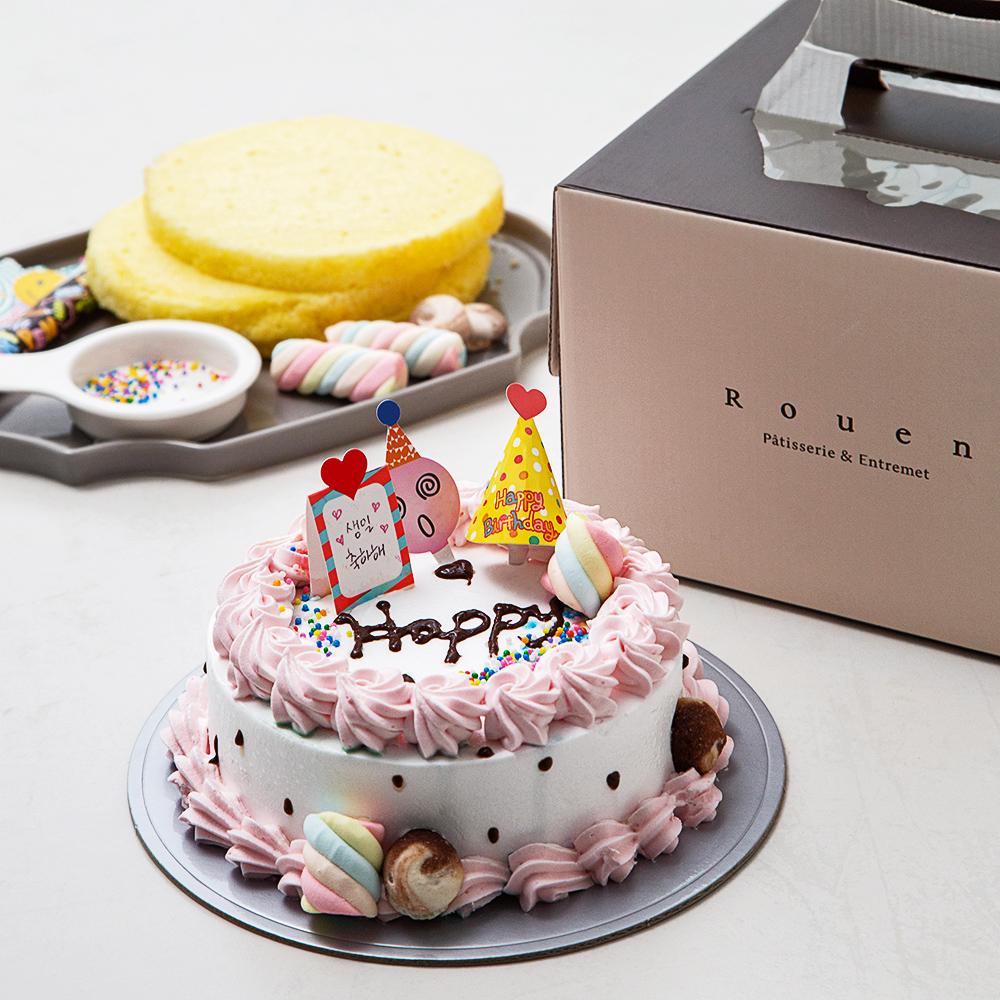 후앙 케익 만들기 세트, 441g, 1세트