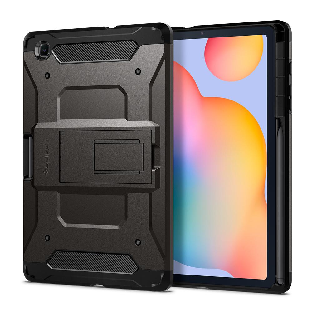 슈피겐 터프아머프로 태블릿PC 케이스, 건메탈(ACS01286)