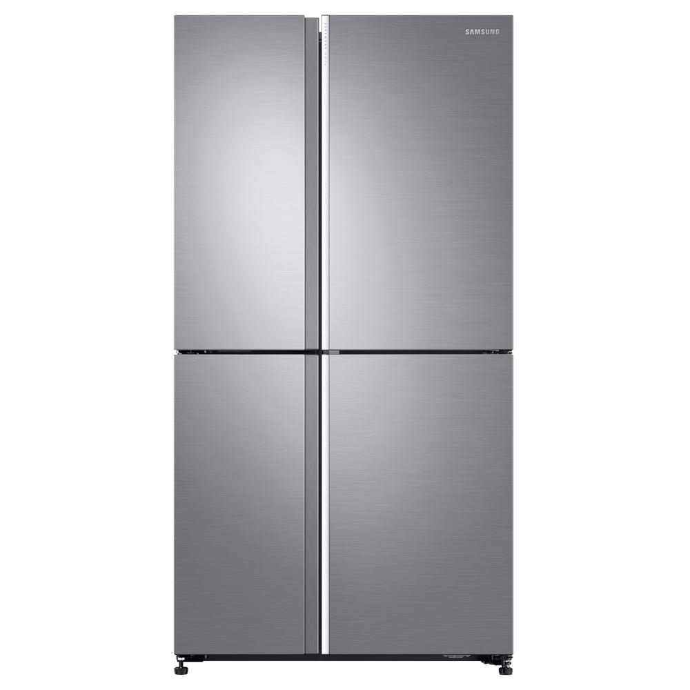 삼성전자 양문형 5도어 냉장고 리얼 메탈 RH81R9161SL 812L 방문설치