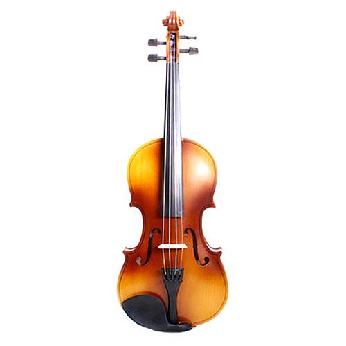 티커스텀 바리우스1 바이올린 1/2 케이스 포함, 브라운