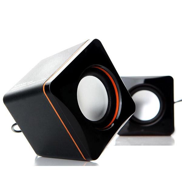디지털케미 2채널 스트레오 USB 미니 스피커, DCB-U1