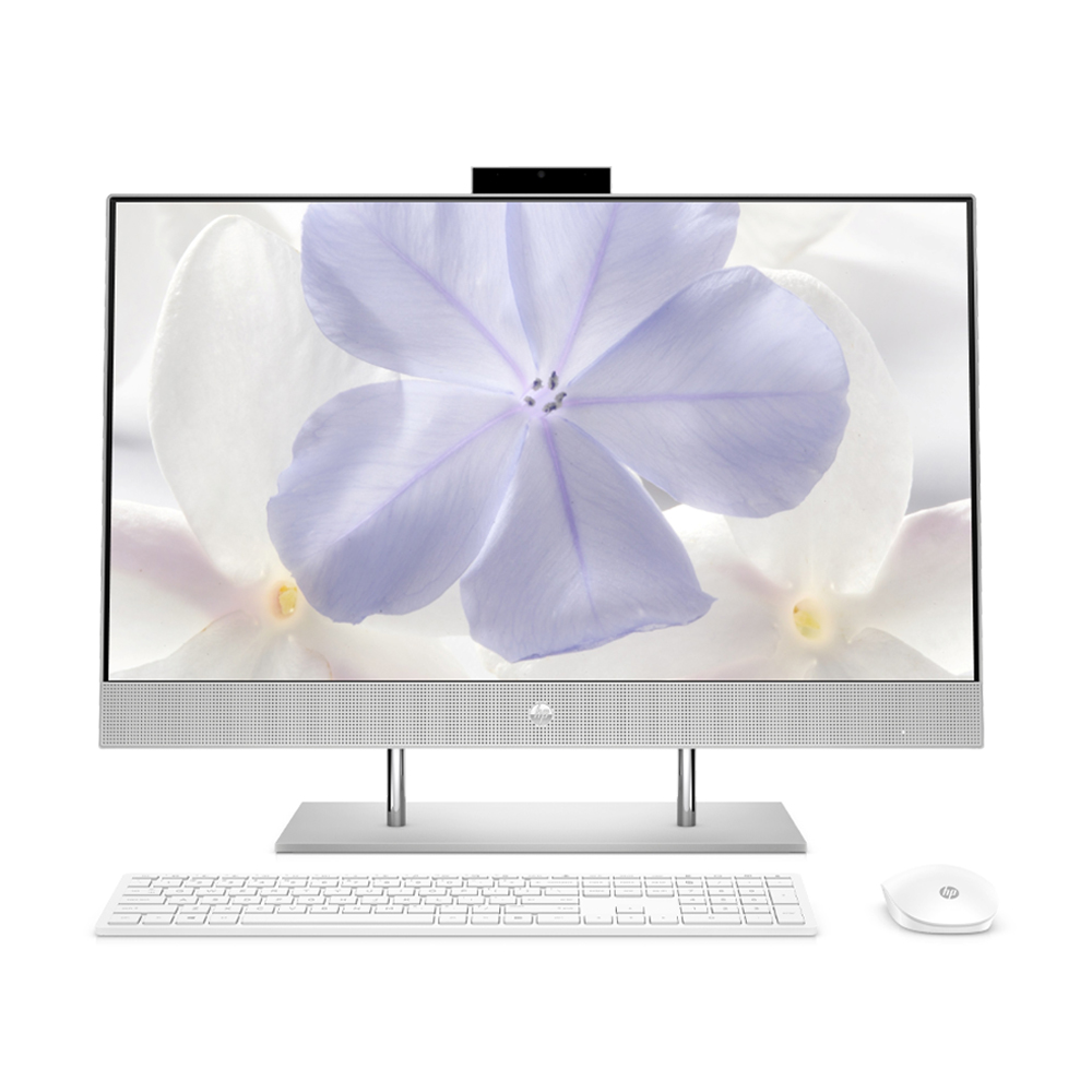 HP 일체형PC 27-dp0115kr (i3-10100T 68.6cm WIN10 RAM 8GB NVMe 256GB), HP All-in-one 27-dp0115kr, 기본형
