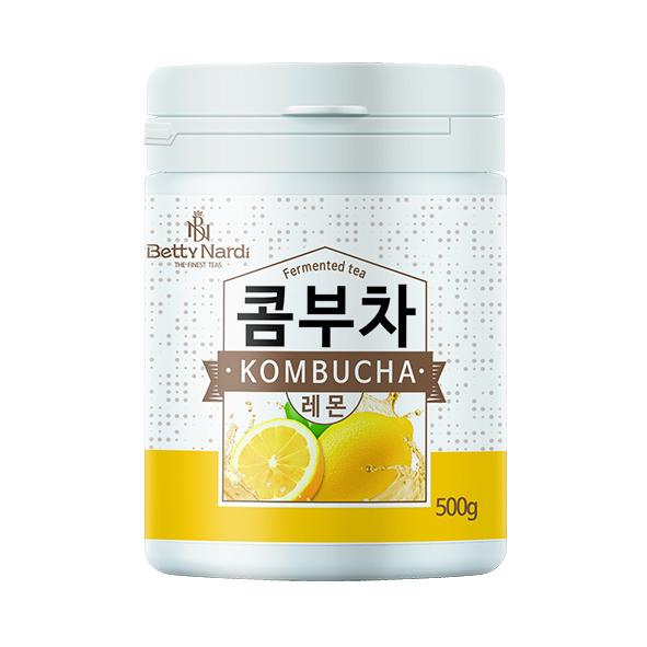 베티나르디 콤부차 레몬, 500g, 1개