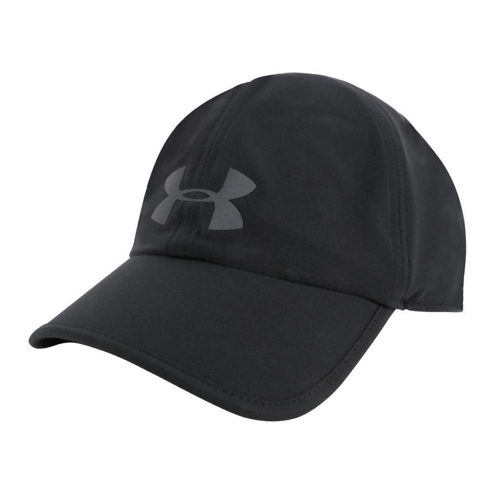 언더아머 쉐도우 스포츠 모자, 블랙(1351463-001)