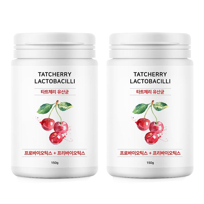 타트체리 유산균, 150g, 2개