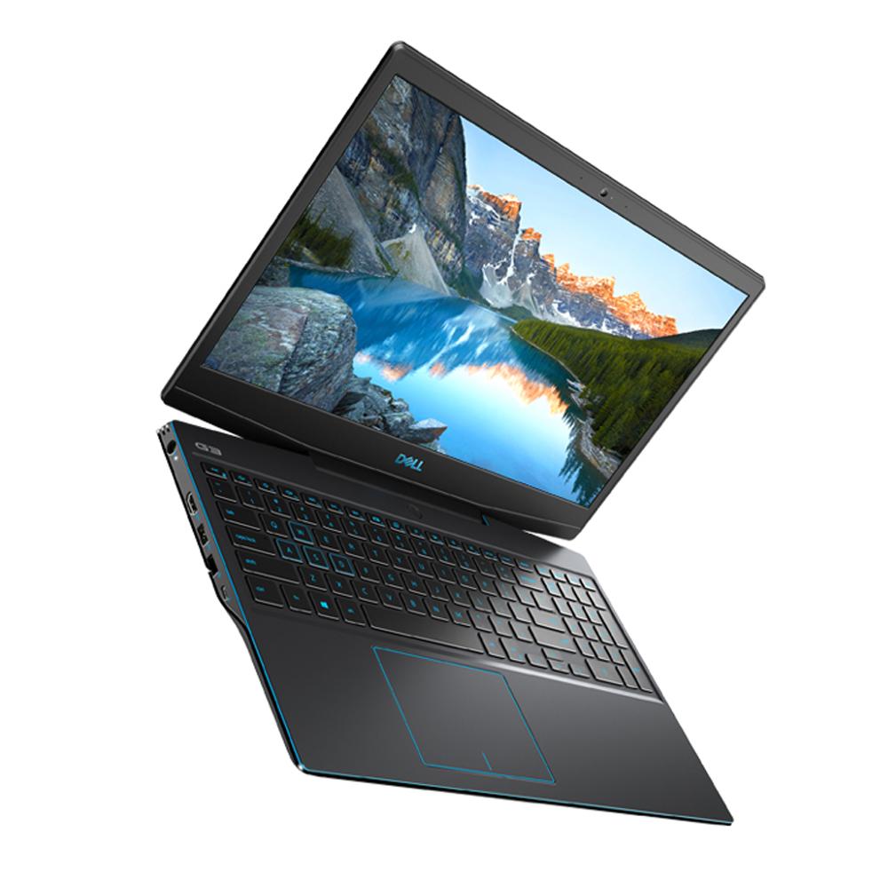 델 G3 15 3500 GAMING 노트북 DG3500-WH01KR (i5-10300H 39.6cm WIN10 Home GTX 1650 Ti), 포함, NVMe 256GB + HDD 1TB, 8GB