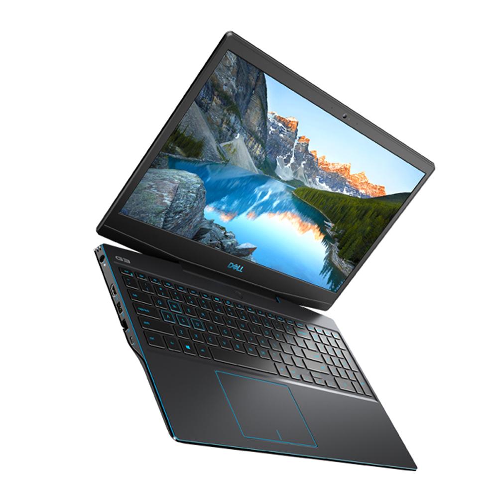 델 G3 15 3500 GAMING 노트북 DG3500-UB01KR (i5-10300H 39.6cm GTX 1650 Ti), 미포함, NVMe 256GB + HDD 1TB, 8GB