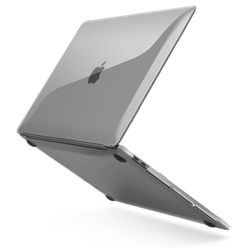 엘라고 맥북 16 하드케이스 투명, 1개