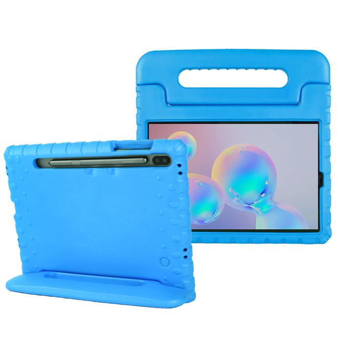 스냅케이스 에바폼 태블릿PC 케이스, 블루