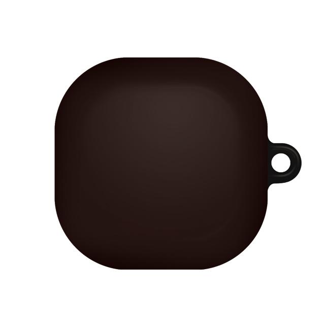 바니몽 심플리 갤럭시 버즈라이브 하드케이스, 단일상품, 02 블랙