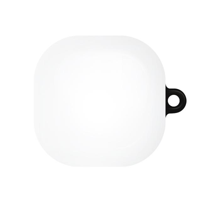바니몽 심플리 갤럭시 버즈라이브 하드케이스, 단일상품, 02 화이트