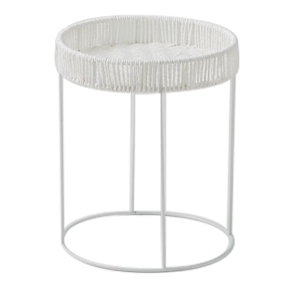 한샘 루미에 원형 테이블, 화이트